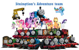 Stuingtion's Adventure Team