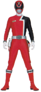 S.P.D. Red Ranger