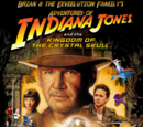 Brian and the Eeveelution Family's Adventures of Indiana Jones and the Kingdom of the Crystal Skull