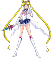 Crystal Princess Sword Sailor Moon