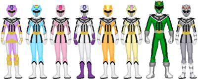 Harmony Squad Rangers
