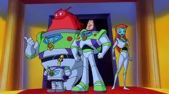 Team Lightyear