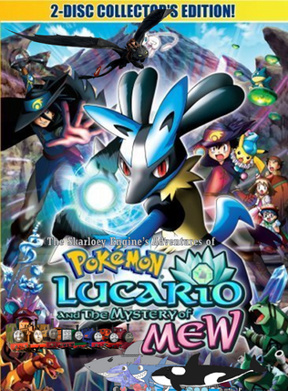 The Skarloey Engines' Adventures of Pokemon Lucario and the Mystery of Mew