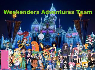 Weekenders Adventures Team-1