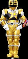 Gold Libra Ranger