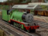 Henry's old shape