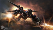 Optimus flight pack