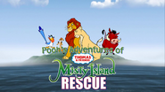 Pooh's Adventures of Thomas & Friends - Misty Island Rescue - Simba and his friends promo