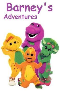 Barney's Adventures poster