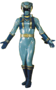 S.P.D. Nova Ranger