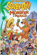 Tino's Adventures of Scooby-Doo! and the Monster of Mexico Poster (Redo 2)