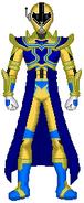 12. Gold Data Squad Ranger