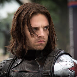 Bucky Barnes/Winter Soldier