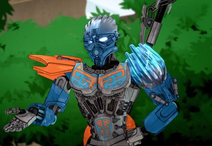 BJTO-Gali Unity Armor