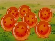 Dragonballs gathered