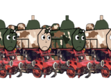 The Trolley Fighters