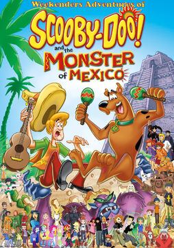 Weekenders Adventures of Scooby-Doo! and the Monster of Mexico