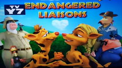 Endangered Liaisons