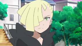 Gladion anime