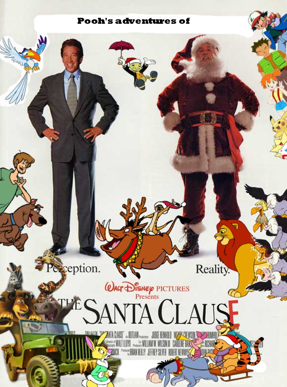 Pooh S Adventures Of The Santa Clause Pooh S Adventures