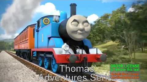 Thomas' Adventures Series Intro (Luke Gregory Style; V1)