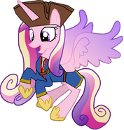 Cadance pirate
