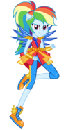 Crystal Guardian Rainbow Dash