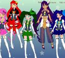Mystical Pretty Cure (Fanmade Pretty Cure Team)