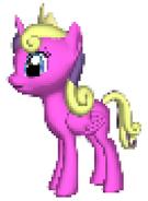 Princess Skyla 3D