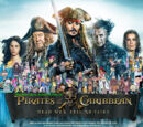 Weekenders Adventures of Pirates of the Caribbean: Dead Men Tell No Tales