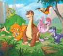 Littlefoot's Adventures Series