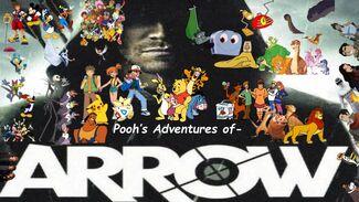 Pooh s adventures of arrow by legokyle14-db0a4rx