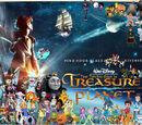 Tino Tonitini Goes to Treasure Planet