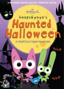 Sora, Hoops & Yoyo's Haunted Halloween