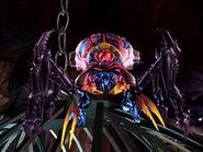Blackarachnia (Calendar Bot Beast Mode)