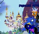 Yuna's Princess Adventure