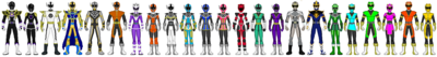Other Rangers (11)