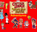 Captain Jake and the Never Land Pirates Adventures Series
