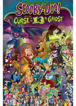 Tino's Adventures of Scooby-Doo! and the 13th Ghost (Remake)