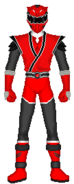 2. Omega Red Data Squad Ranger