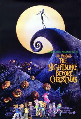 Weekenders Adventures of The Nightmare Before Christmas