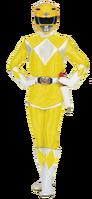 Mighty Morphin Yellow Ranger (skirted)