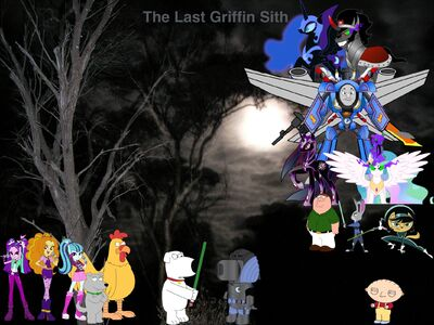 The Last Griffin Sith poster