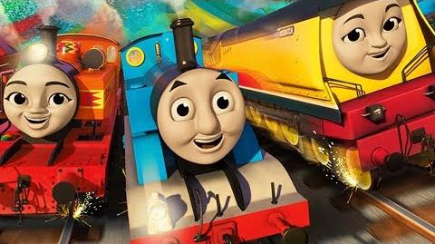 Thomas and Friends Big World! Big Adventures! The Movie Teaser Trailer