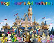 Yogi Bear's Adventures logo
