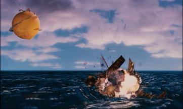 Robot Shark's death