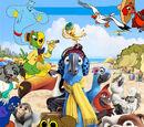 Simba, Timon, and Pumbaa's Adventures of Rio