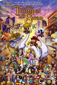 Winnie the Pooh and The Trumpet of the Swan Poster