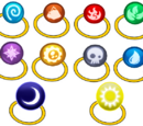 The Rings of the Skylanders