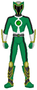 23. Emerald Data Squad Ranger